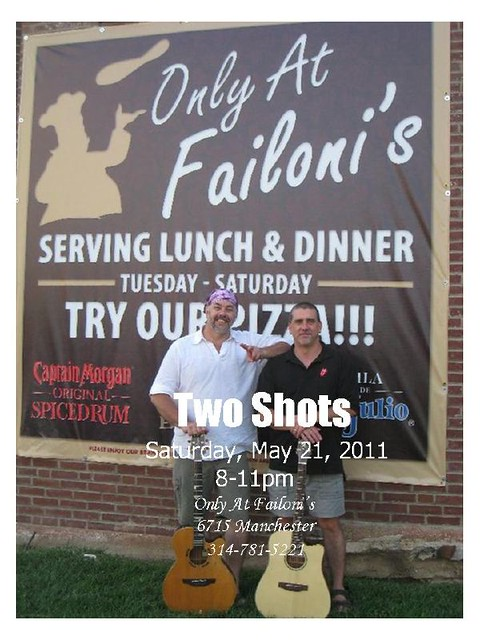 Two Shots 5-21-11