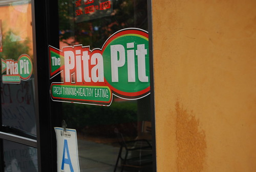 The Pita Pit, Valencia, California by you.