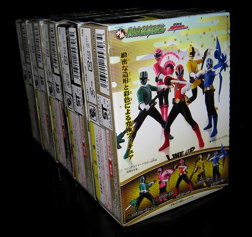 HDM創絶 Samurai Sentai Shinkenger