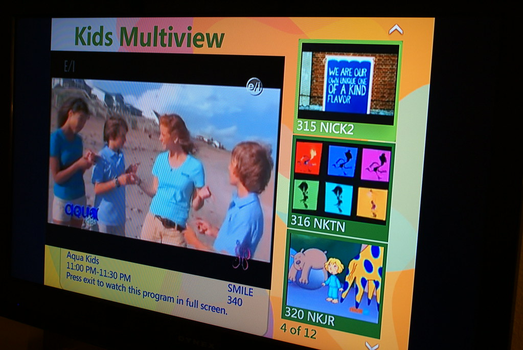 kids Multiview channel 303