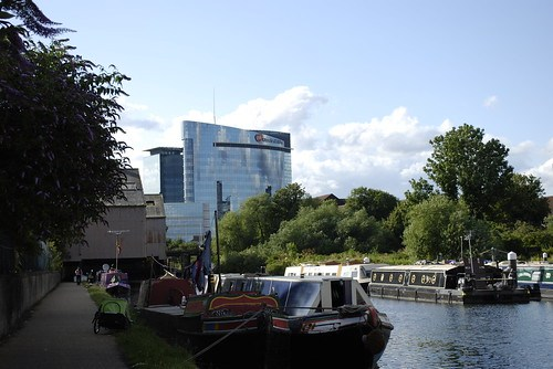Grand Union Canal, Brentford