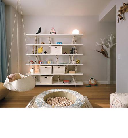 the estate of things chooses serene nursery