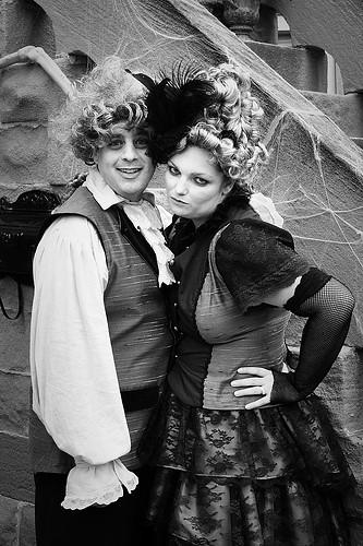 BK Limestone halloween costumes