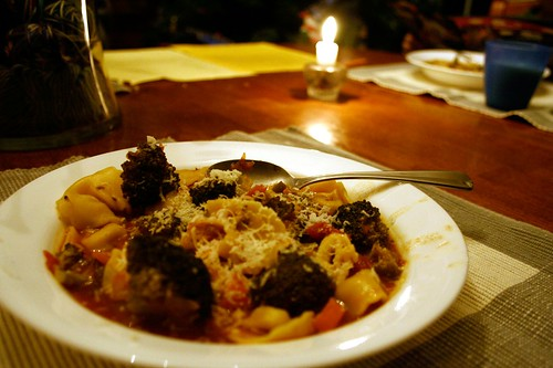 Tortellini Supper Soup