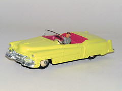 Dinky Toys - 1953-54 Cadillac Eldorado (#131)