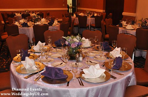 Wedding Reception at Hyatt Dulles hotel
