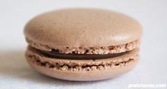 Macaron: Chocolate (Brigadeiro)