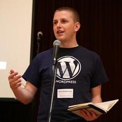 Matt Mullenweg di WordPressCamp