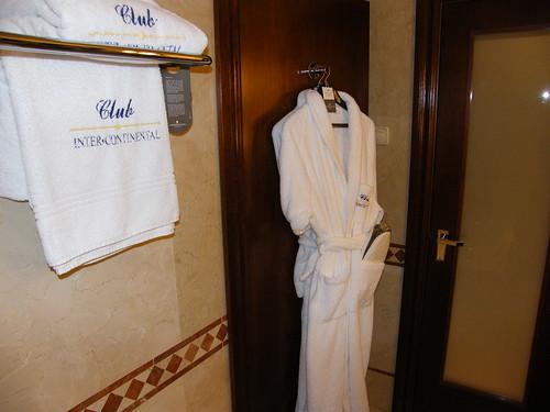 Bata y toallas