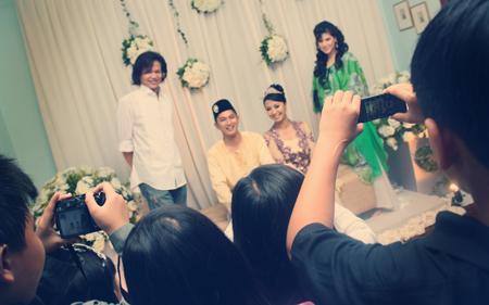 Reception Zahir & Nonie