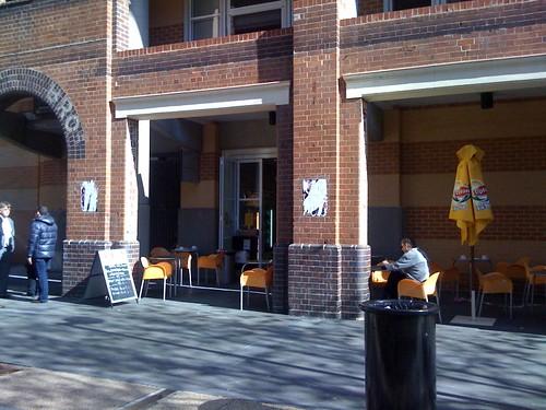 Art of Food cafe, Haymarket