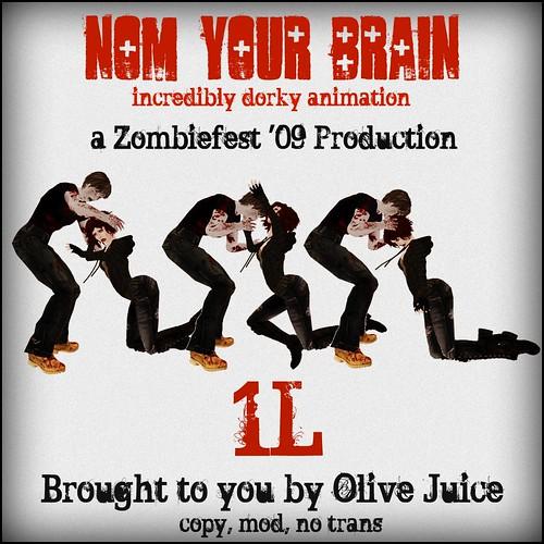 Nom Your Brain