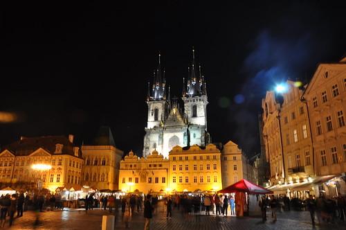 Old Prague Square