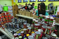 ALIVE Food Bank Distribution