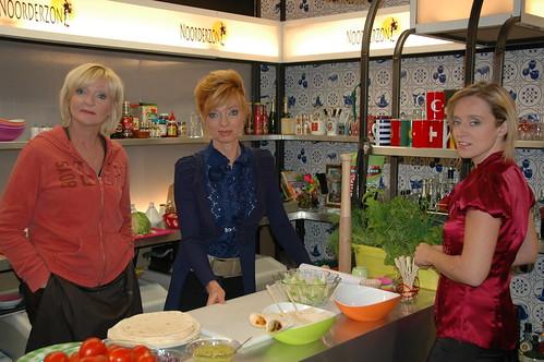 Drukte in de keuken
