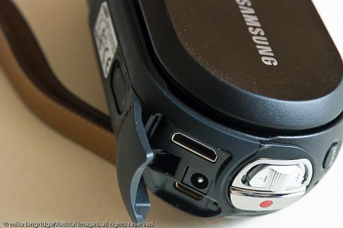 Samsung HMX-R10 Camcorder _G201348