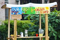 First Lemonade Stand