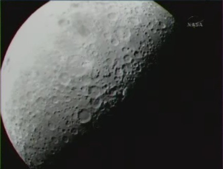First Image of Moon