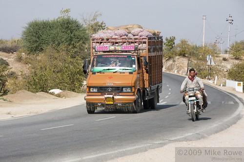 Road to Jojawar