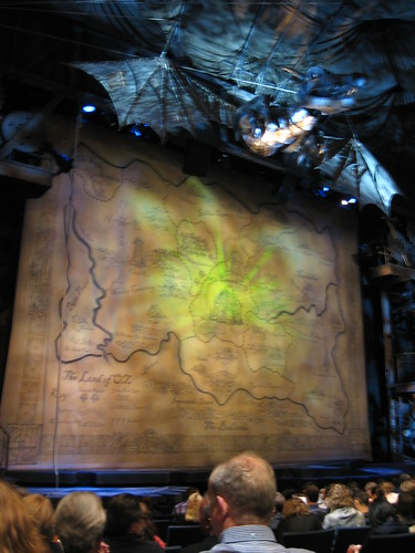 Wicked stage