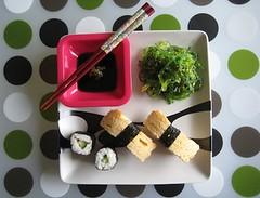Ekiben lunch