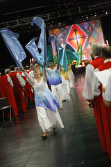 Sunday Eucharist Liturgical Dance