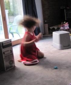 Ava the Dancing Machine