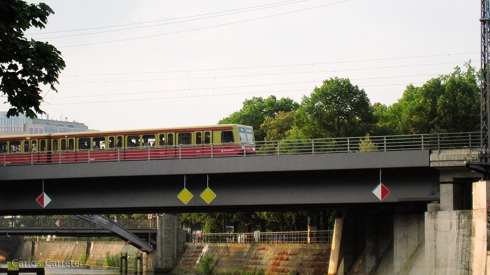 S-Bahn Bellevue
