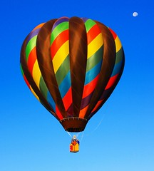 Fly Me to the Moon, by way of a Hot Air by Beverly & Pack, on Flickr