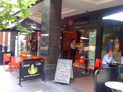 Cafe Connection, Wynyard