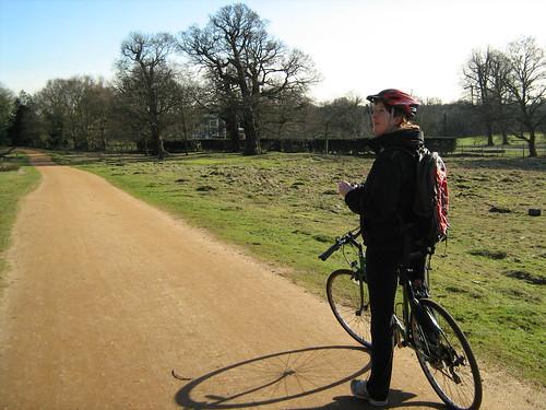 cycling sarah