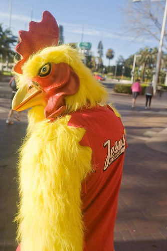 Chicken George