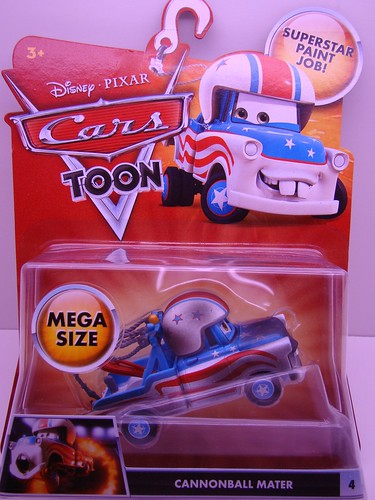 CARS TOONS CANNONBALL MATER (3)