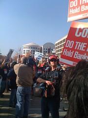 Goldman Sachs Protests
