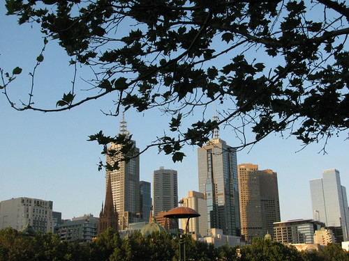 Buildings of Melbourne