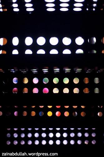 Polka-dot Steps - shot on Kodak Elitechrome 100 Extra Color