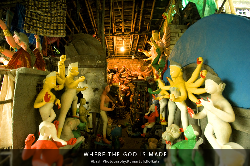 Where the GOD is made | Kumartuli