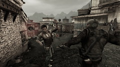 Uncharted 2_ Among Thieves™3 grenade toss