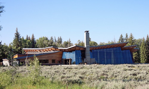Grand Teton National Park Visitor Center