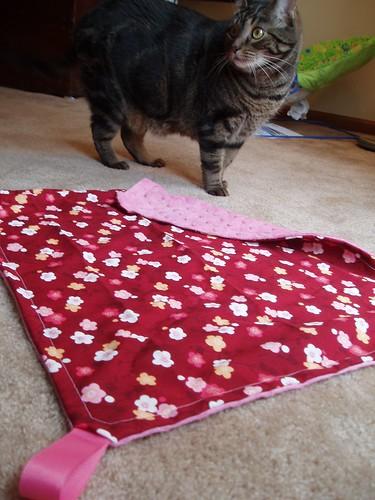 Little Lovey Blanket for new niece