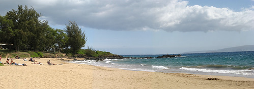 Kamaole II Beach Panoramic
