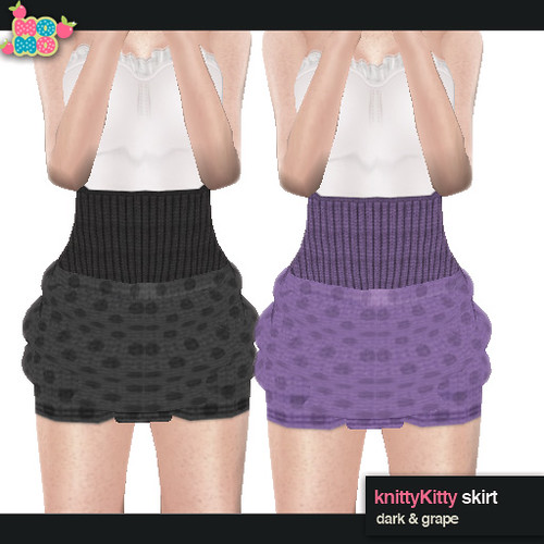 ~knitty Kitty Skirt~