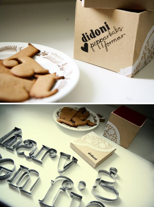 Darling Cookie Cutters
