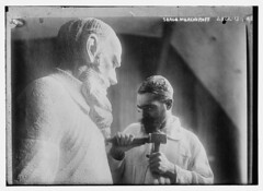"Serge Mercouroff and ""Tolstoi"" (LOC)"