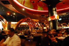 SushiSamba in Vegas