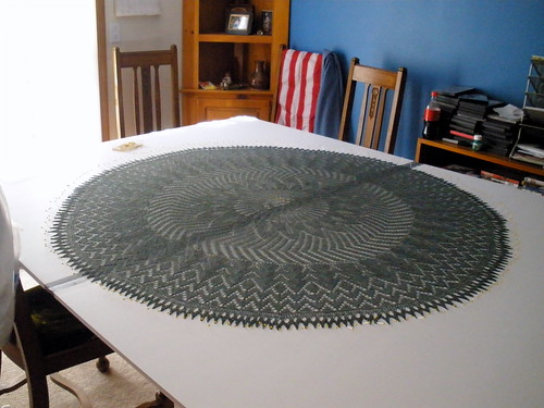 blocking a girasole