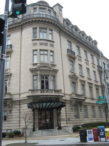 The New National Trust Headquarters, Washington, D.C.