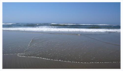 Beach, Southern Oregon.