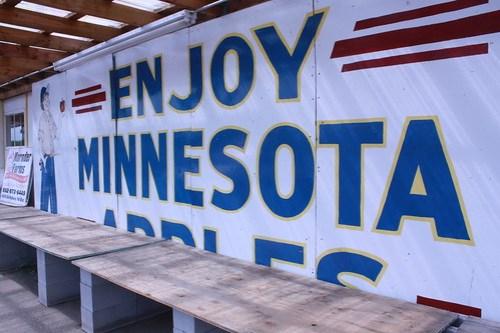 Enjoy Minnesota Apples