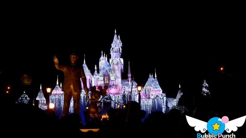"Walt & Mickey say.... ""We'll make you shed tears of joy!! SEE YA REAL SOON!"""